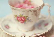Dishes: Royal Albert Tranquility