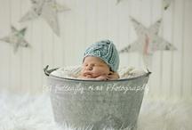 Newborn Inspiration / by Lyndsay Daniel