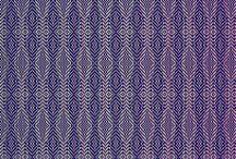 patterns - Big heartweave
