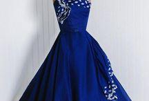 šaty 50'