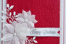 Cards: Christmas / An album dedicated to Christmas holiday cards.  Always remember that wording is interchangeable and other events can be created as a general rule. Pick from fold and design and go from there!