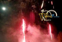 #algarve #fireworks www.weddingplanneralgarve.com