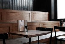 Café & restaurants