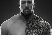 "Dwayne """"the rock"""" johnson"