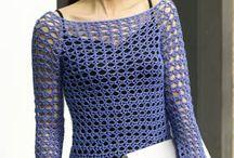 Crochet - Tops
