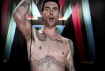 Adam Levine Maroon 5 / Many of our readers at Best Movies Ever are huge Adam Levine/Maroon 5 fans so this board is for them. / by Curt Johnson