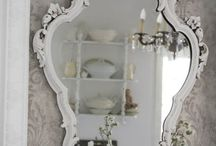 chic mirrors & frame