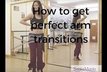 Belly Dance Drills Tutorials