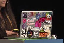Community Logos & Stickers