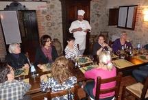 Italian cousine / Italian cousine and cooking classes at Tenuta il Cicalino