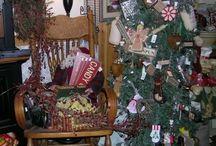 Christmas Shop Displays