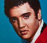 MUSIC - Elvis Presley / Paintings and pics of The King of Rock'n Roll, Elvis Presley.