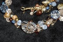 My Jewelry / Handmade jewelry by me using gemstones, glass and pottery!  Enjoy! / by Amanda N