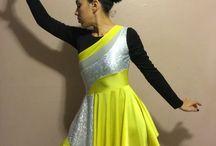 Vestidos de danza