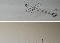 Wire art - Draad kunst