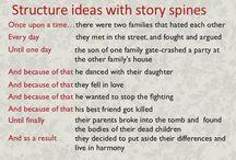 Story ideas / by Kym Chenard