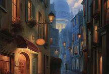 In PARIS - Paintings