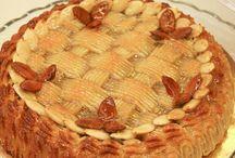 Torta Delizia Alle Mandorle