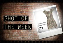 Shot Of The Week / Collection of our FAV item of the week