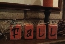 Fall crafts / by Ashley Sears