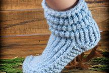 loom projects - socks