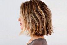 trucos para peinar cabello corto