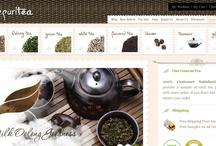 Tea & Coffee websites