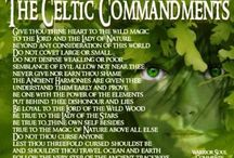 celtic culture / by Melody Gee