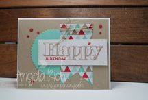 Stampin' Up! - Occasions 2014