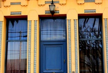 Puertas y Fachadas (Pigüé, 2011) / by Gisela Oros