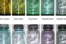 Mason Jars & Others / All about mason jars / by Nadine Reusser