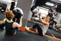 NYC Fitness Class Reviews / Where we're sweating it out around the city that never sleeps.