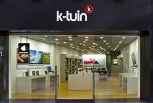 #K-tuin #Zaragoza / En #Zaragoza, y situada en la calle Cinco de Marzo, en pleno centro de la ciudad, encontrarás la tienda #Apple #K-Tuin con el equipo más #profesional y que más conoce todo lo relacionado con todos los productos #Apple.
