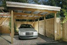 Carports / by Lea Ann Bratcher
