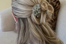 all hair done by Liz Perniciaro / by Wedding Hair by Liz