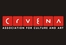 CRVENA / women I admire, great artists, great minds and great friends / by Danijela Dugandzic Zivanovic