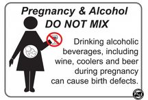 FASD - Alcohol during pregnancy - Alkohol in der Schwangerschaft