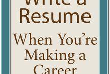 Go get it! / Coverletter & resume writing