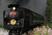 Iron Horse & Rail / Trains n things