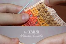 crochet- tips and tricks