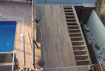 Instalación / Instalación de #suelo #pisos #tarima #parquet #pavimentos