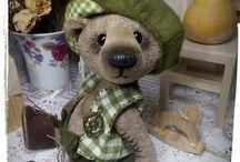 Мои выкройки тедди (pattern teddy) / Выкройки в продаже,  в моем магазине http://www.livemaster.ru/natastulikova