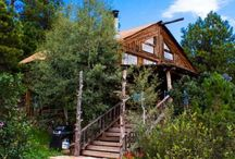 Log Cabin Home Vacation