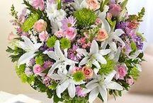 virágok ünnepekre, szülinap, névnap