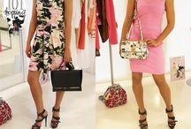 101 | OUTFIT / Un assaggio degli abiti di campionario che potete trovare nella nostra boutique.