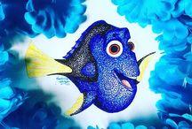 Gdzie jest Dory? i Gdzie jest Nemo?