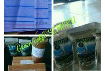 green coffee semeru