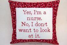 Career Choice / Life as a Nurse / by Nicole Guhy