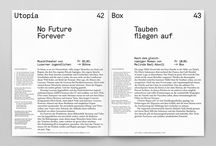 Text layouts and grids