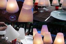 Wedding Table Lamps